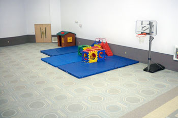 Private Kindergarten Gym Carmel Indiana